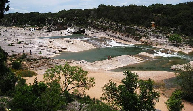10 Places for Trail Running in the Hill Country