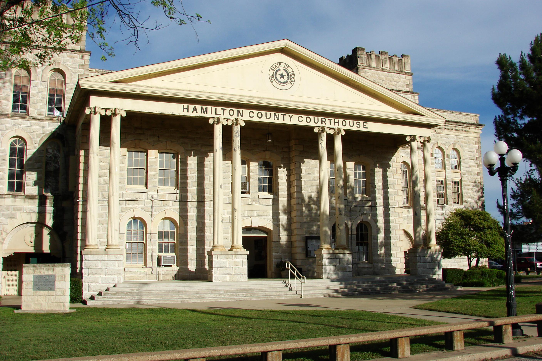 Hamilton-TX-CourtHouse