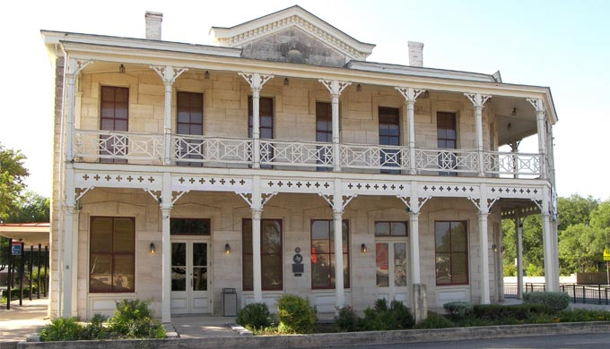 Haunted Hill Country: Boerne