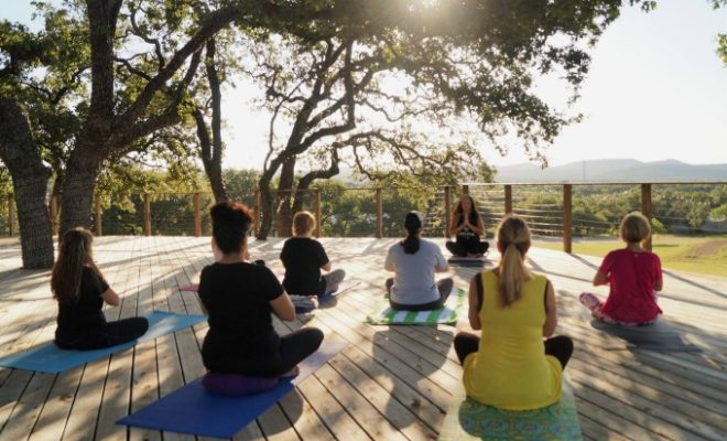 Heart of Texas Yoga Retreat