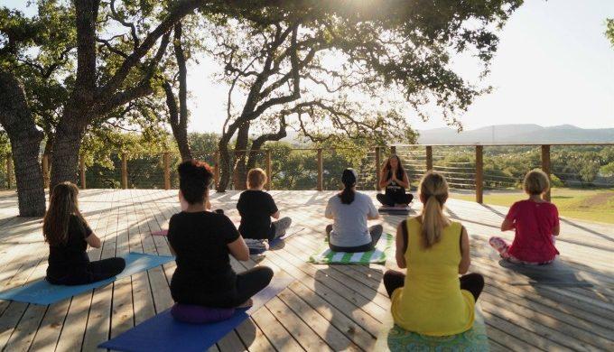 Heart of Texas Yoga Retreat