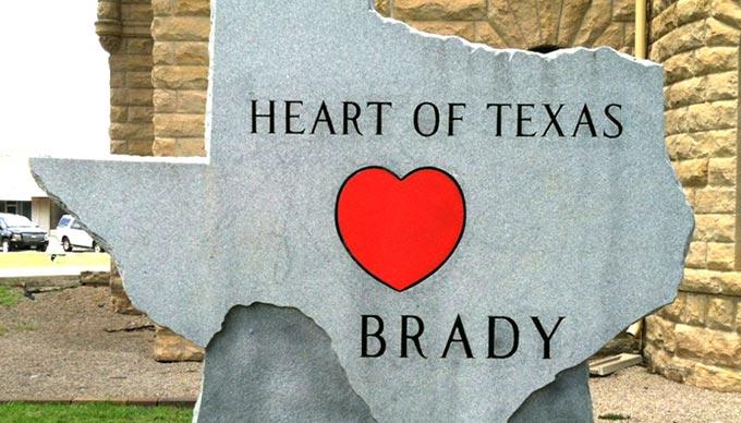 Brady Texas