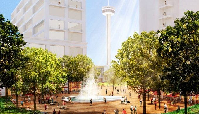 Hemisfair Park Future