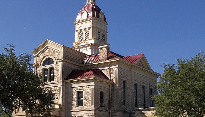 Hill Country Courthouses Bandera County Courthouse