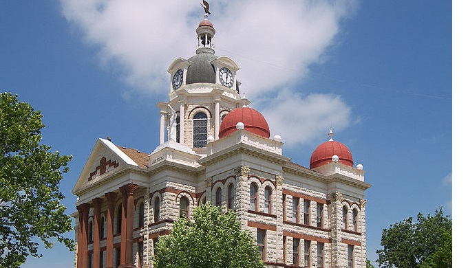 Hill Country Courthouses Coryell County Courthouse