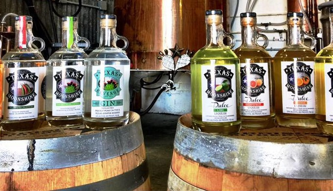 Hill Country Distillers Products