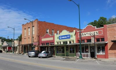 Historic Downtown Buda, Texas