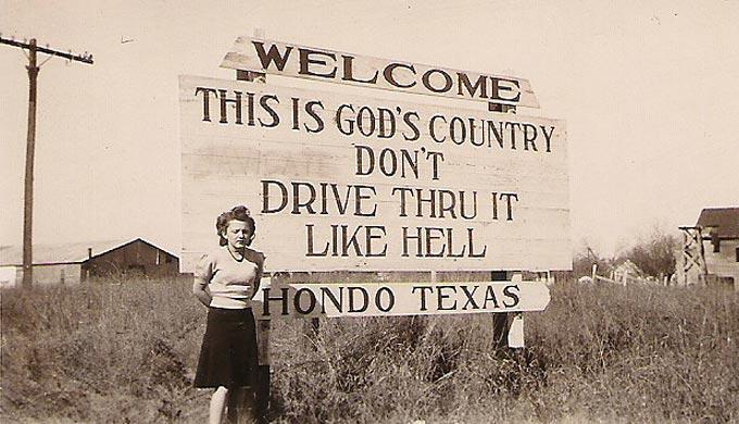 The History of Hondo