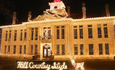 Holidays in the Hill Country Johnson City