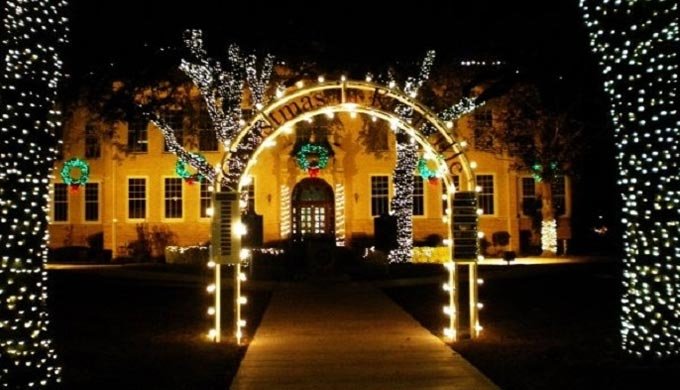 Holidays in the Hill Country: Kerrville