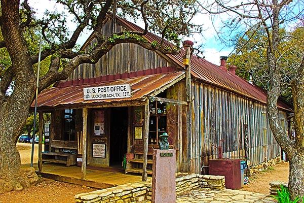 Luckenbach Texas Texas Hill Country