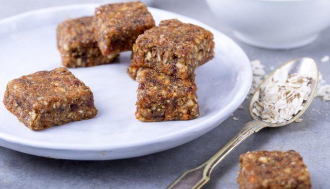 Honey Recipes Carrot Cake Bars