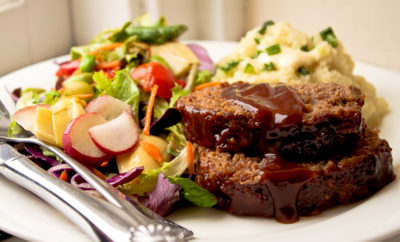 Honey Recipes Honey Barbecue Meatloaf