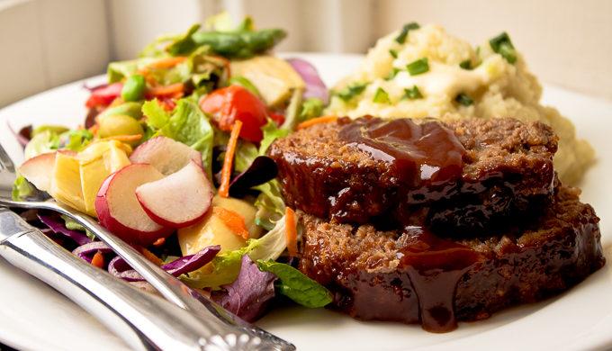 Honey Recipes Honey Barbecue Meatloaf