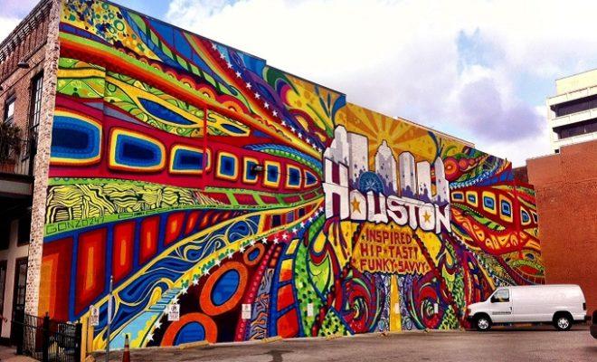 5 Popular Street Art Murals To Take A Selfie In Houston