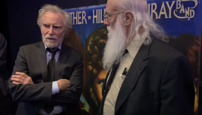 J.D. Souther, Co-Writer of Eagles' Hit Songs, Signs Rare Rock 'N' Roll Art