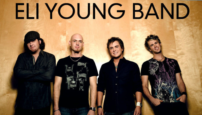 Eli Young Band who will perform in concert at John T. Floore's Country Store in May 2016