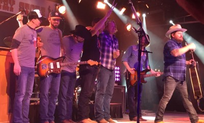 Randy Rogers Band with William Clark Green and Johnny Chops live at Floore's Country Store