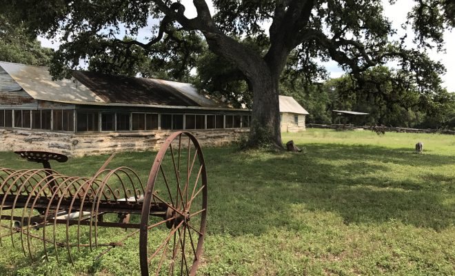 Vernacular Architecture is All Around the Texas Hill Country