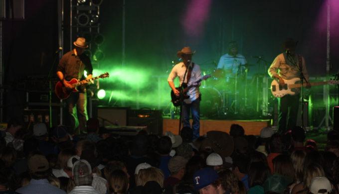 Burnet Bluebonnet Festival live musice
