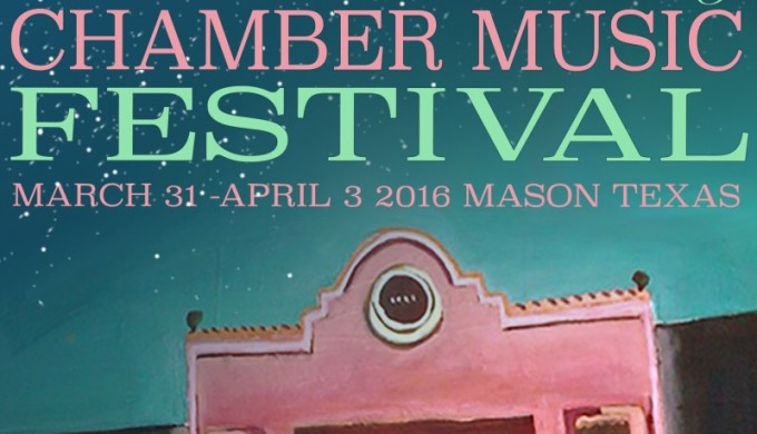 Flyer for Mason County Chamber Music Festival