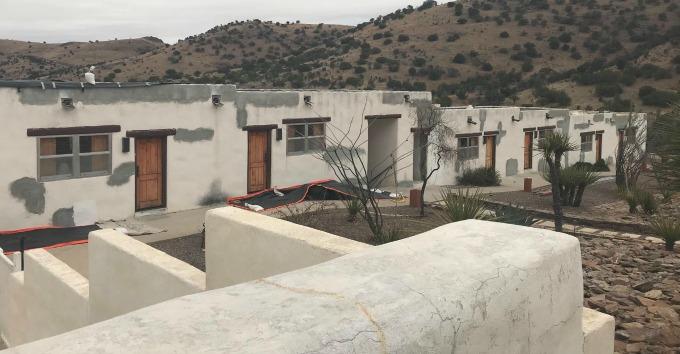 Indian Lodge Renovation