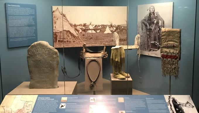 Bob Bullock Museum Native American Exhibit