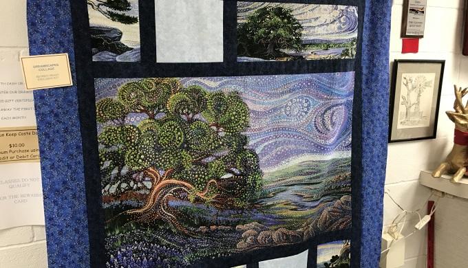 Ira Kennedy Fabric Art