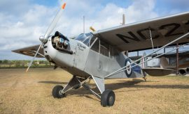 See History on Wings at the L-Bird Flying Museum in San Antonio