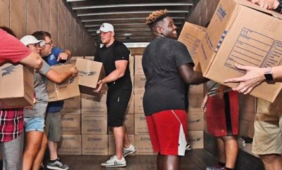J.J. Watt Fundraising Harvey
