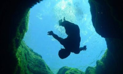 Jacob's Well Diver