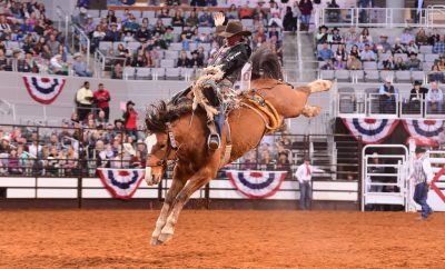 The Cowboy Channel Airs 40 Days of Texas Rodeo