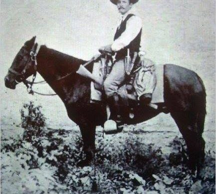 James Gillett was the Texas Ranger who led the group that killed outlaw Dick Dublin and arrested those responsible for the Pegleg Station robberies