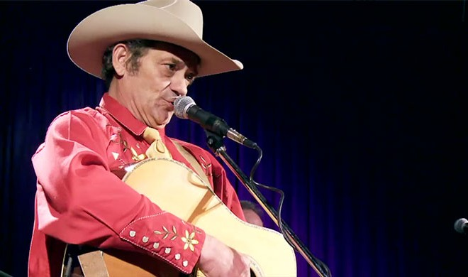 Country Legend James Hand is One of Texas's Best Kept Secrets