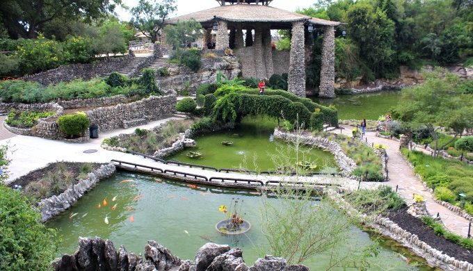 Is The Anese Tea Garden In San Antonio Free Garden Ftempo