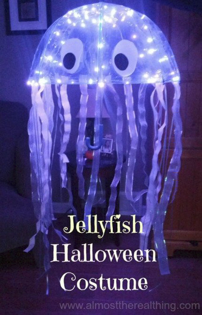 Jellyfish_Seriously Last Minute Halloween Costumes_Picture from Almost the Real Thing