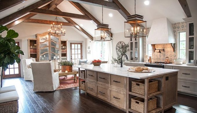 Would you like to be featured on 39 fixer upper 39 or your for Kitchen ideas joanna gaines