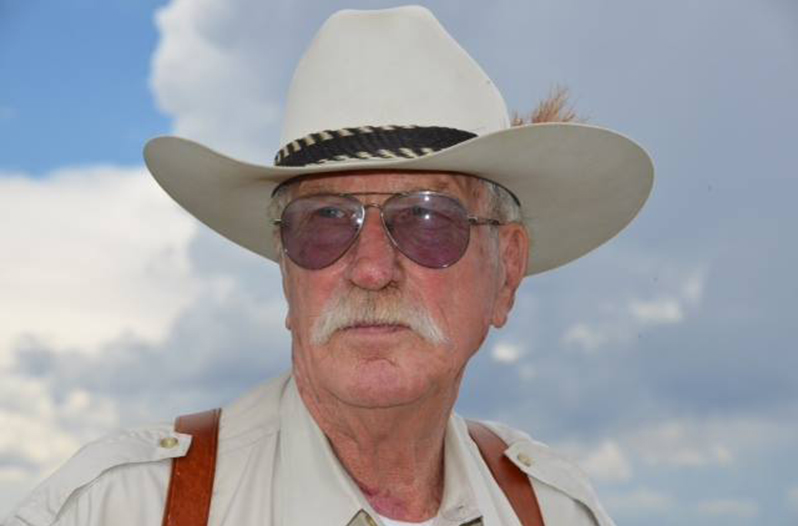 The Voice of Mitchell County: Texas Ranger Joaquin Jackson ... |Texas Ranger Joaquin Jackson