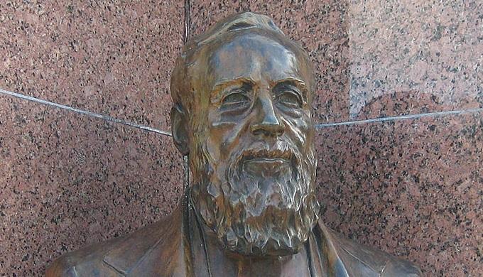 John O. Meusebach Signed a Treaty to Settle Comanche Lands in Llano County