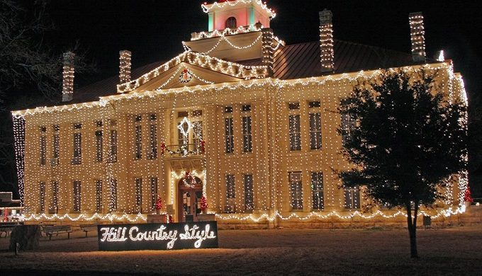 Johnson City Lights Spectacular