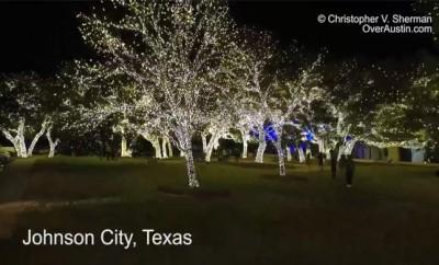 Johnson City is Glowing