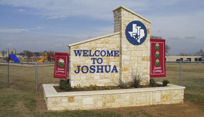 Joshua, Texas-Texas Towns Whose Names Have Biblical Roots