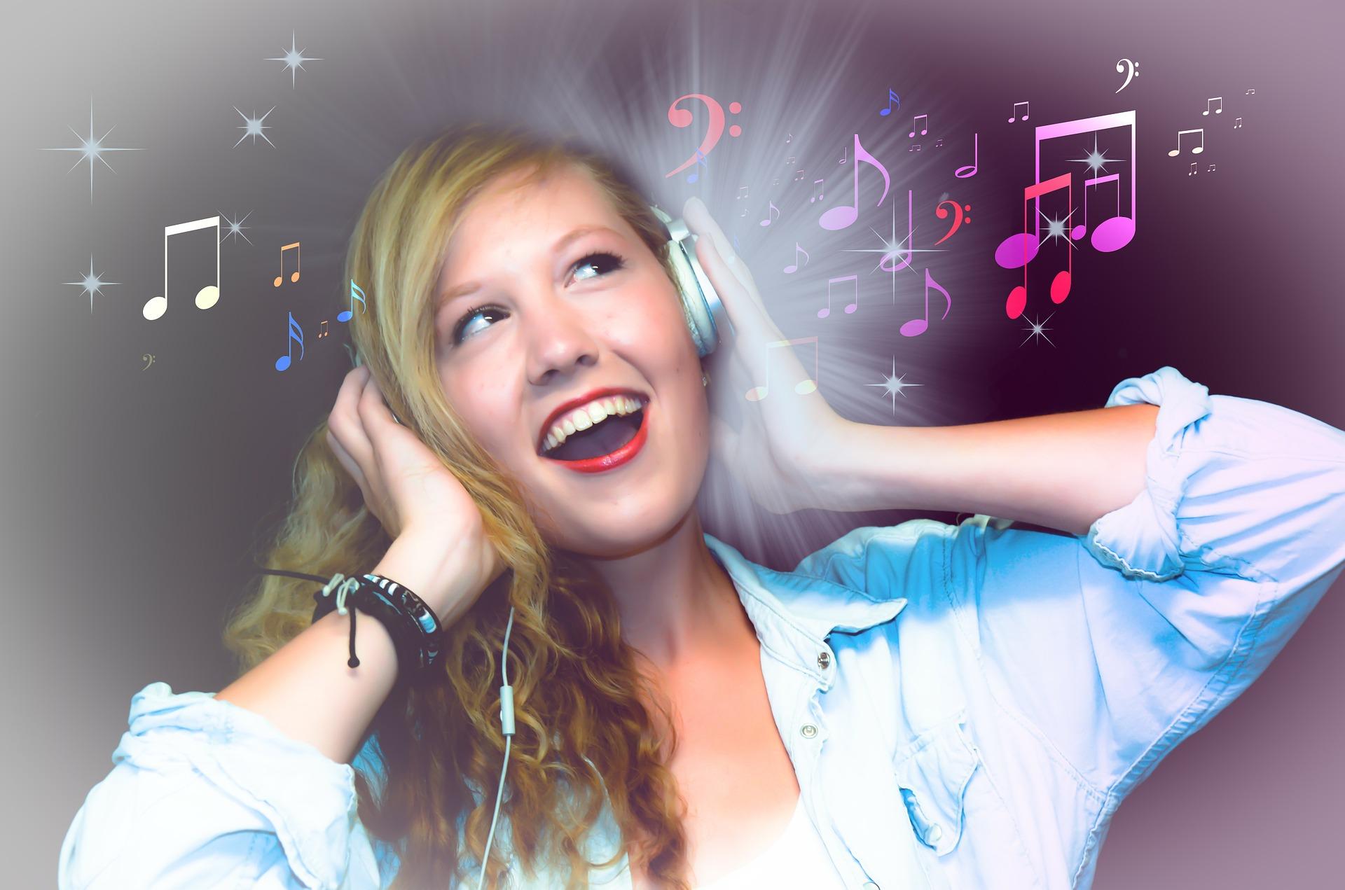 karoke-singer