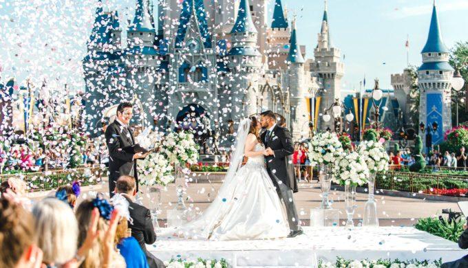 Katy Texas Couple Wins Their Own Royal Wedding At Disney