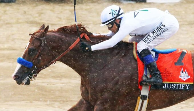 Kentucky Derby, Justify the winning horse