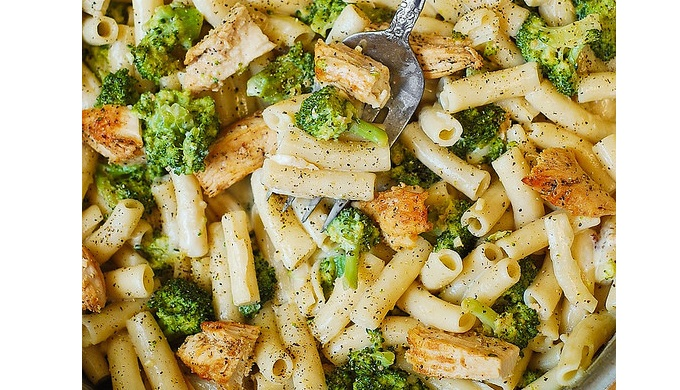 Kid-Friendly Recipes Chicken Broccoli Alfredo