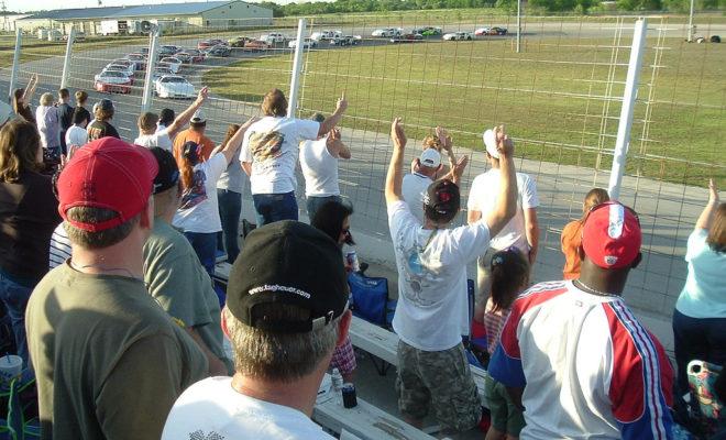Kyle Texas race day