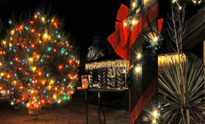 Celebrate the Holidays at a Hill Country Area State Park