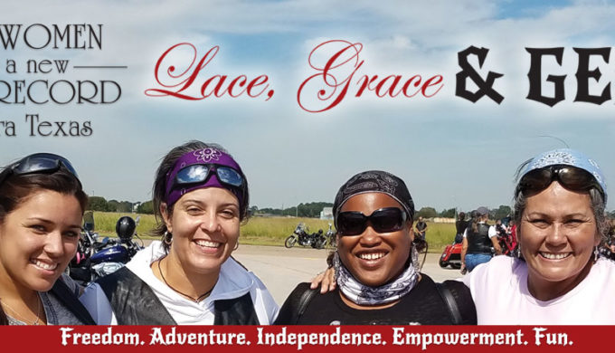 Lace, Grace, and Gears Rally