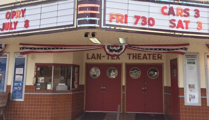 LanTex Theater in Downtown Llano Hosts the Llano Country Opry Each Month